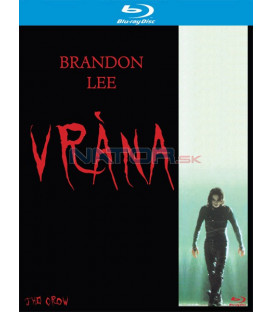 Vrána (The Crow) Blu-ray