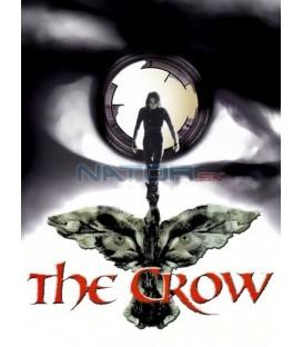 Vrána (The Crow) Blu-ray STEELBOOK