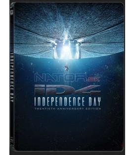Den nezávislosti (Independence Day)  20. výročí prodloužená verze+bonusy 2xBlu-ray STEELBOOK