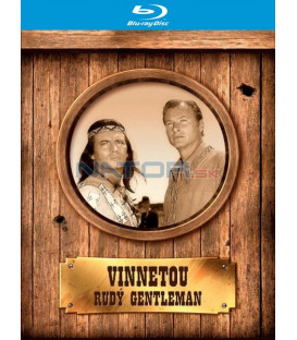 Vinnetou - Rudý gentleman (Winnetou II) Blu-ray