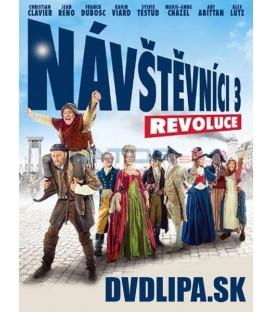 Návštevníci 3: Revolúcia (Les Visiteurs 3) DVD
