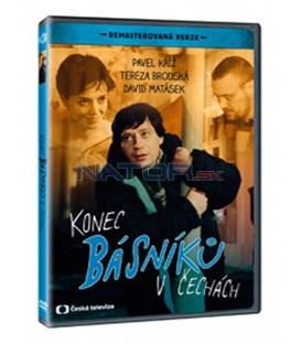 Konec básníků v Čechách - remasterovaná verze DVD