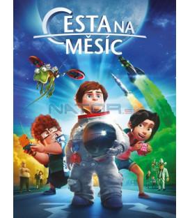 Cesta na Měsíc (Capture the Flag) DVD