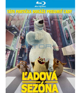 Ľadová sezóna (Norm of the North) Blu-ray