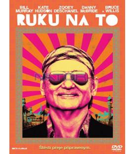 Ruku na to (Rock the Kasbah) DVD