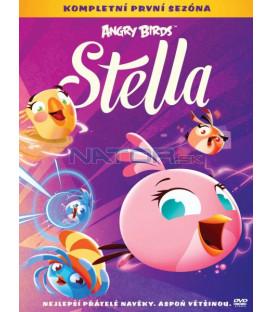 Angry Birds: Stella 2. série DVD