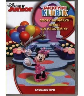 Mickeyho Klubík č.21  DVD