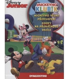 Mickeyho Klubík č.11 DVD