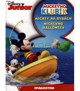 Mickeyho Klubík č.3 DVD