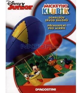 Mickeyho Klubík č.2 DVD