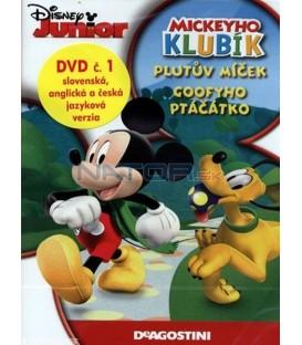 Mickeyho Klubík č.1 DVD