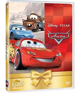 Autá (Cars) DVD