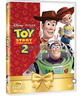 Toy Story 2.: Příběh hraček DVD