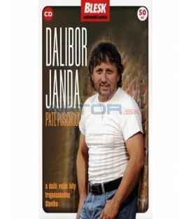 Dalibor Janda – Páté poschodí - CD