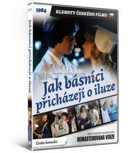 JAK BÁSNÍCI PŘICHÁZEJÍ O ILUZE (Remasterovaná verze) - DVD