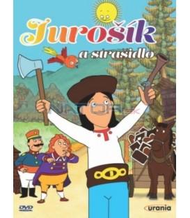 Jurošík a strašidlo DVD