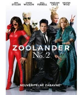 Zoolander No. 2. (Zoolander No. 2.) DVD