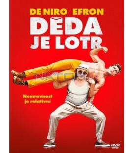 Děda je lotr (Dirty Grandpa) DVD