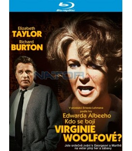 Kdo se bojí Virginie Woolfové? (Who´s afraid of Virginia Woolf?) Blu-ray