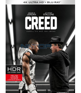 Creed - UHD+BD - 2 x Blu-ray