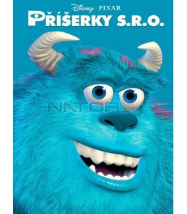 Příšerky s.r.o. (Monsters, Inc.) Disney Pixar edice DVD