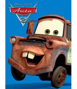 Auta 2. (Cars 2) Disney Pixar edice DVD