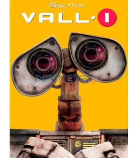 Vall-I (Wall-E)  Disney Pixar edice DVD