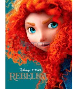 Rebelka / Neskrotná (Brave) Disney Pixar edice DVD