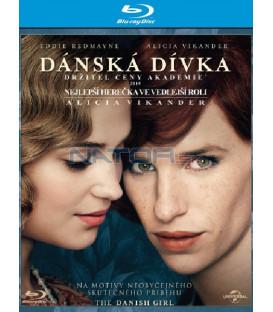 Dánská dívka (The Danish Girl) Blu-ray