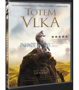 TOTEM VLKA (Wolf Totem) DVD
