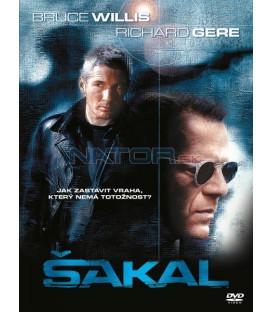 Šakal (The Jackal) 1997 DVD
