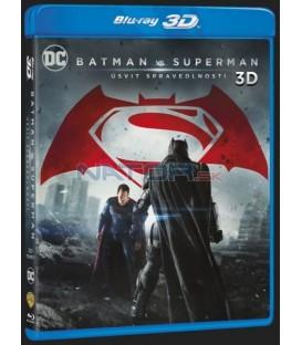 Batman vs. Superman: Úsvit spravedlnosti (Batman v Superman: Dawn of Justice)  3DBlu-ray 3D+2D+2D prodloužená verze