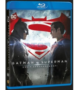 Batman vs. Superman: Úsvit spravedlnosti (Batman v Superman: Dawn of Justice)  Blu-ray