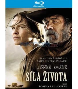 Síla života (The Homesman) Blu-ray