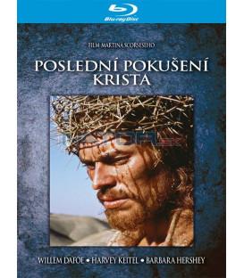 Poslední pokušení Krista (The Last Temptation of Christ) Blu-ray
