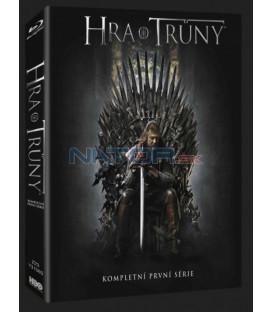Hra o trůny - 1. SÉRIE (Game of Thrones) Blu-ray (5 BD) - VIVA balení CZ DABING !!