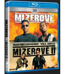 Mizerové ( Bad Boys) I + II KOLEKCE (2 BD) - Blu-ray