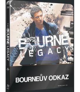 Bourneův odkaz (The Bourne Legacy) Blu-ray STEELBOOK