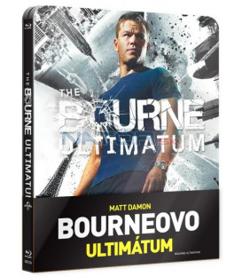 Bourneovo ultimátum (The Bourne Ultimatum) Blu-ray STEELBOOK