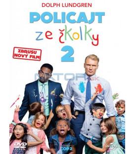 Policajt ze školky 2 (Kindergarten Cop 2) DVD