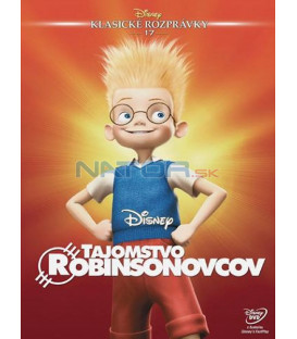 Tajomstvo Robinsonovcov (Meet the Robinsons) Edice Disney klasické pohádky DVD