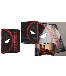 Deadpool 2016 Blu-ray STEELBOOK