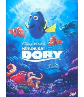 Hledá se Dory (Finding Dory) DVD