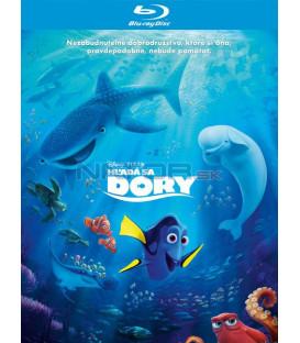Hledá se Dory (Finding Dory) Blu-ray