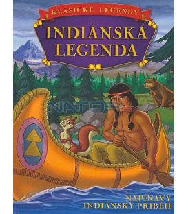 Indianska legenda (Hiawatha) DVD