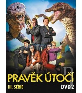 Pravěk útočí - 3. série - DVD 2 (Primeval) DVD