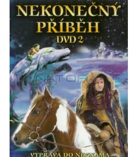 Nekonečný příběh 2 (Tales From The Neverending Story) DVD