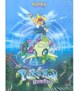Pokémon navždy  (Pokémon 4Ever) DVD