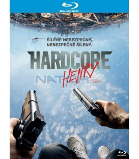 Hardcore Henry (Хардкор) Blu-ray