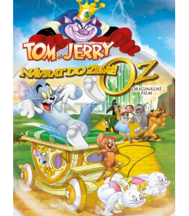 Tom a Jerry: Návrat do Země Oz (Tom and Jerry:Return to Oz) DVD